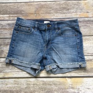 Jcrew Factory Jean Shorts